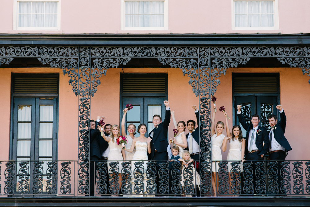 Mills House wedding