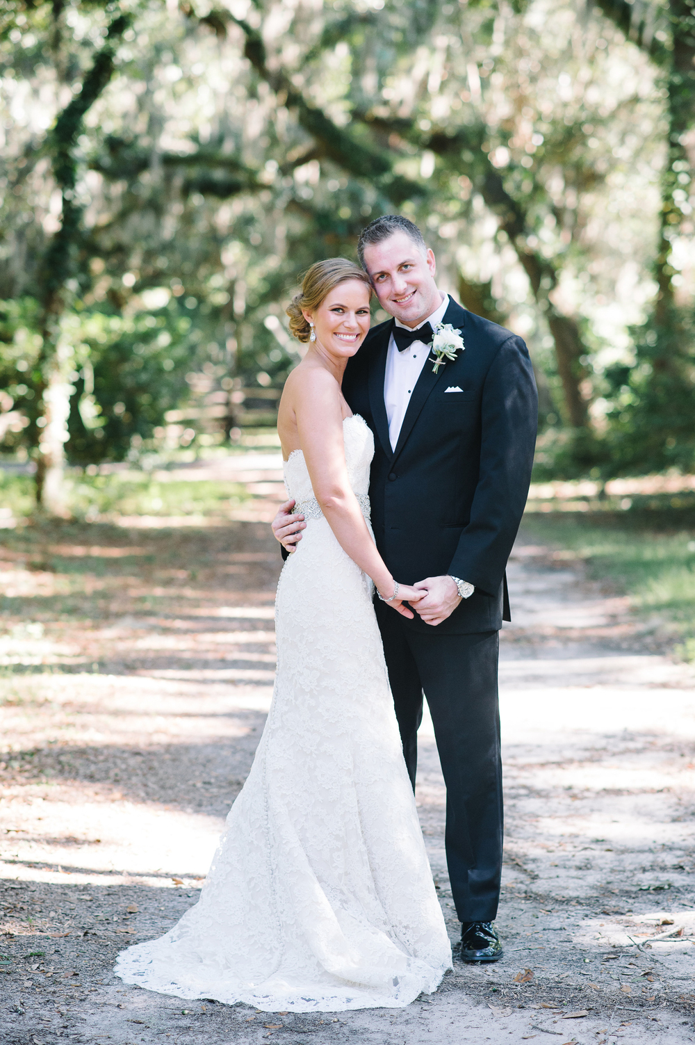 Charleston wedding at Legare Waring House