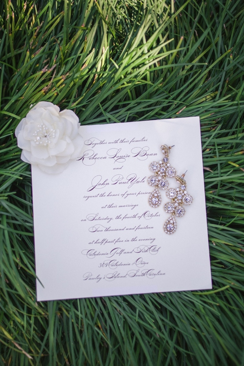 Caledonia Golf Course wedding
