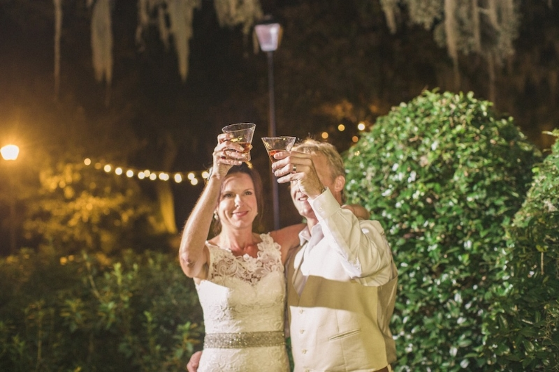 Pawleys Island wedding at Caledonia Golf Course