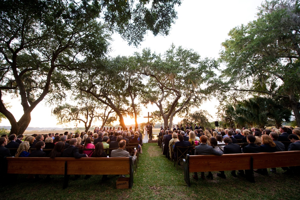RiverOaks wedding