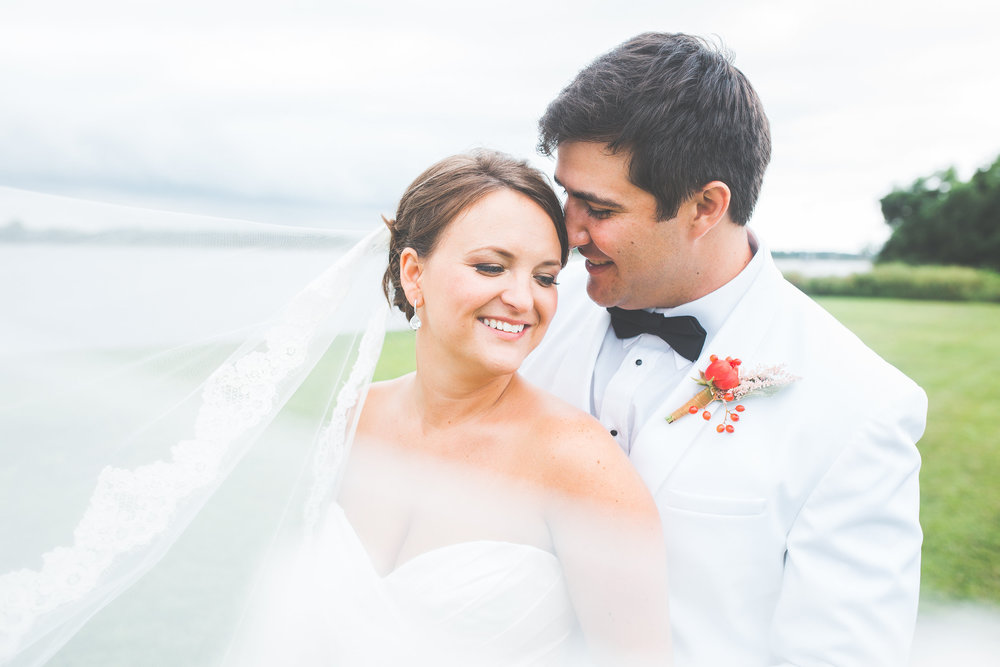 Amanda & Brad's Island House Wedding
