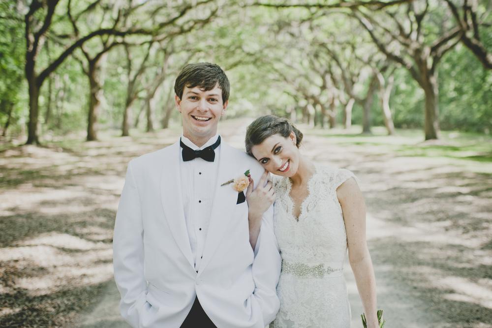 Jenna & Blake Coleman's Savannah Wedding