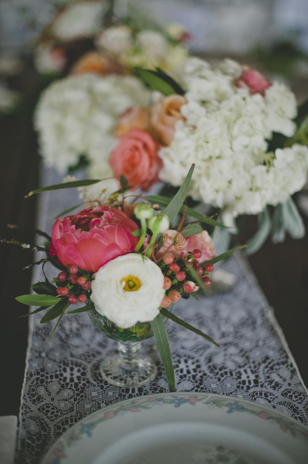Savannah Wedding Flowers by A to Zinnias