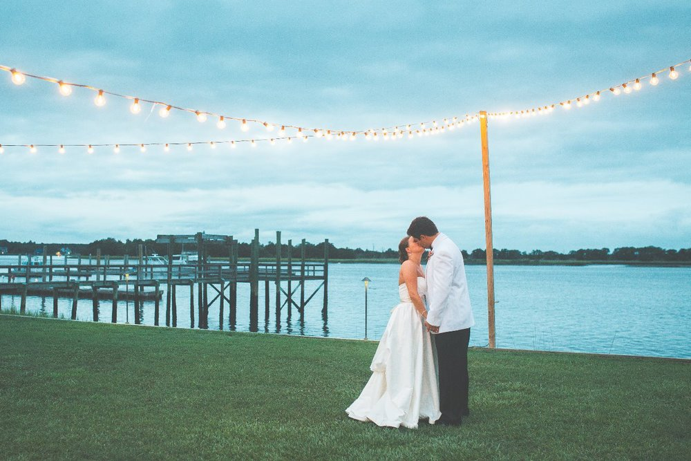 Charleston wedding at the Island House