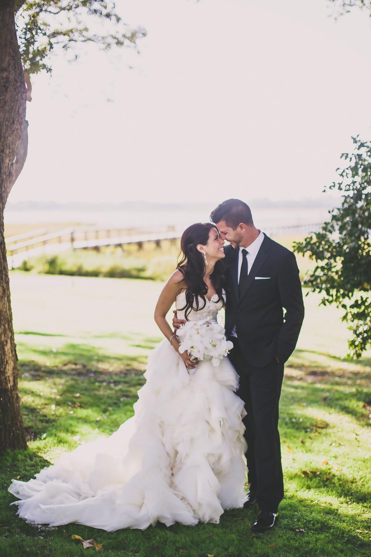 Laurie & Dan's Lowndes Grove Plantation Wedding