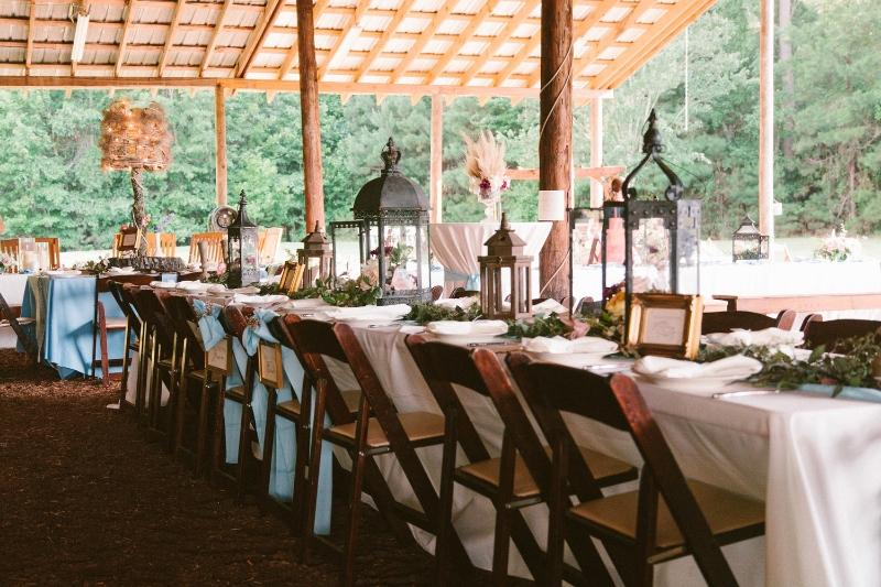 Rustic Meldrim Woods Plantation Wedding