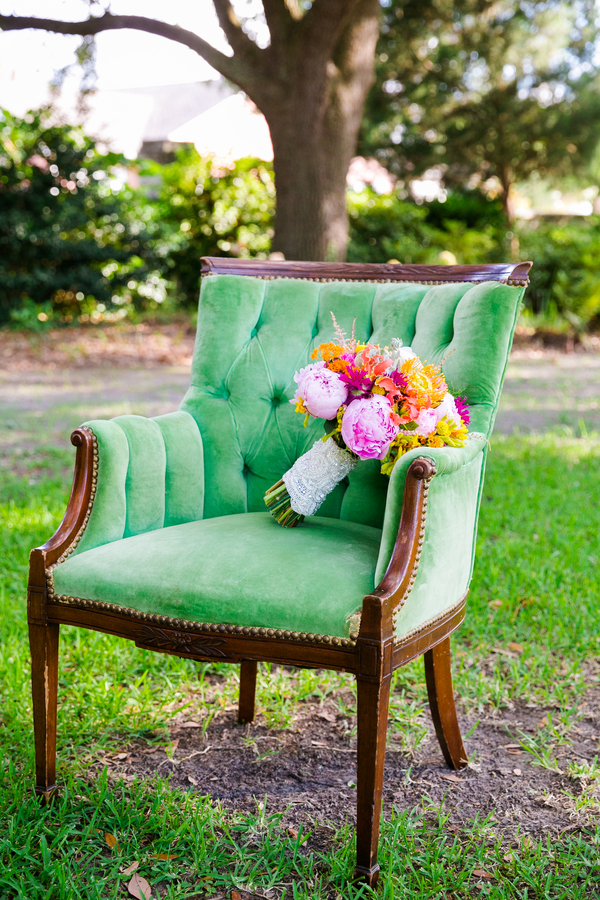 Lowndes Grove Plantation Wedding