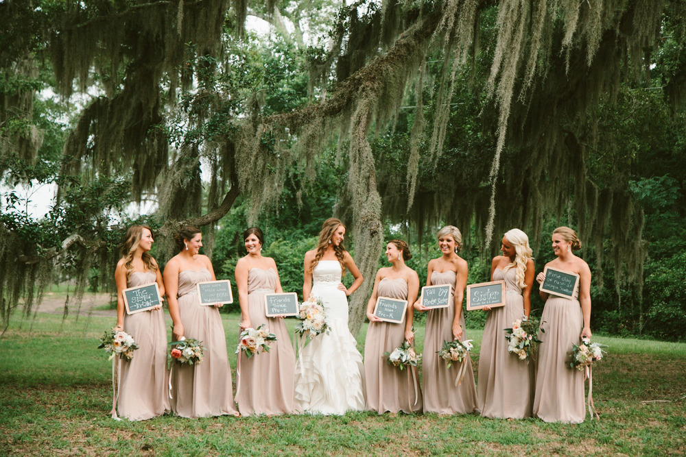Callie & Levi's Meldrim Woods Plantation Wedding