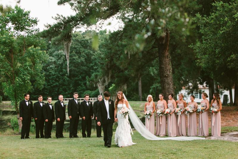 Meldrim Woods Plantation wedding