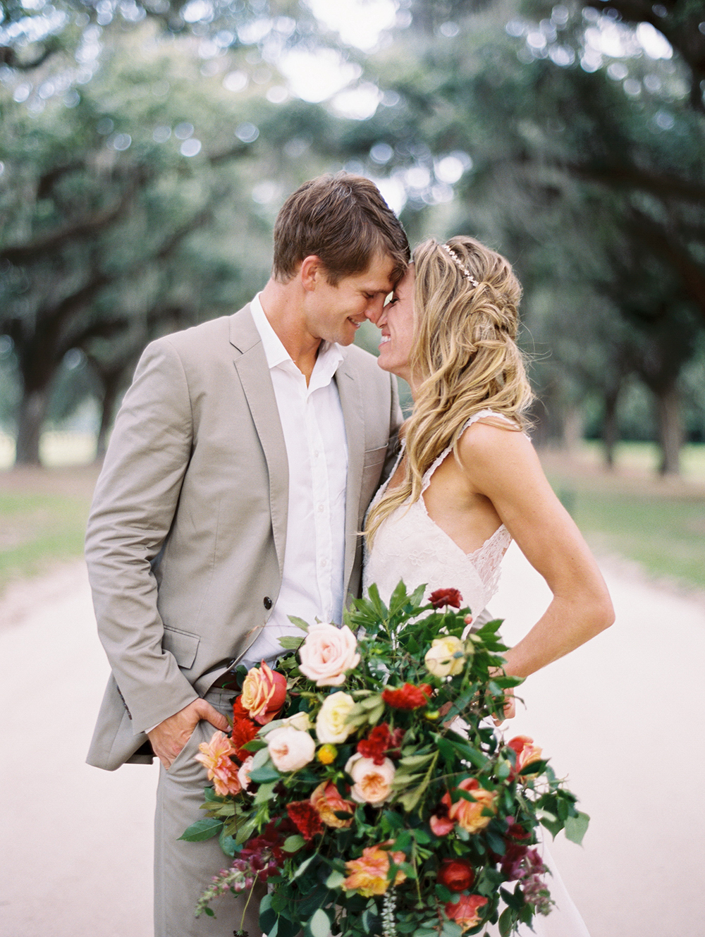 Boone Hall Wedding Inspiration from JoPhoto
