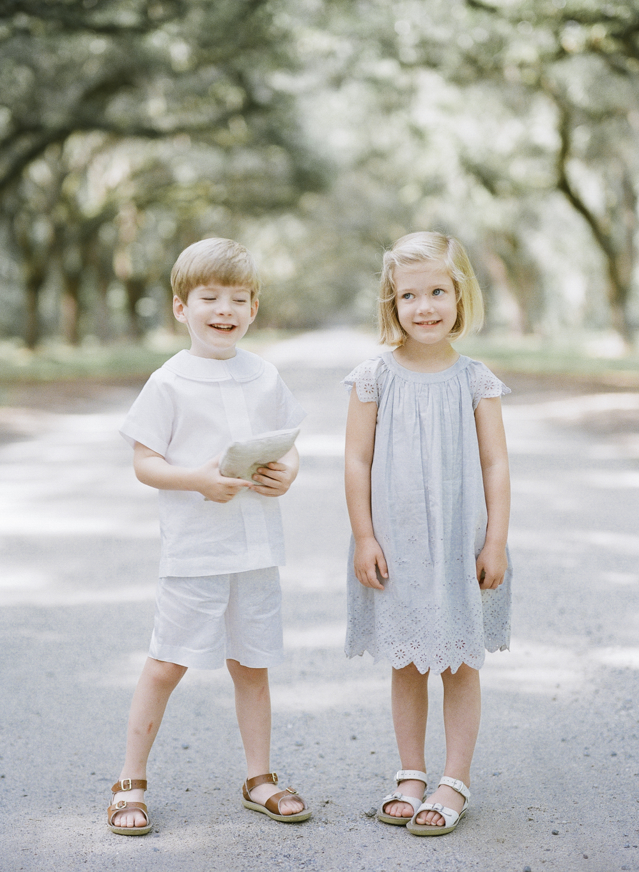 Wormsloe Plantation - Savannah Wedding Inspiration by Ashley Seawell Photography