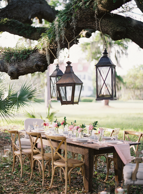 Pink Southern Wedding Inspiration