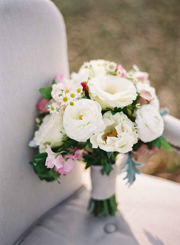 Southern wedding bouquet
