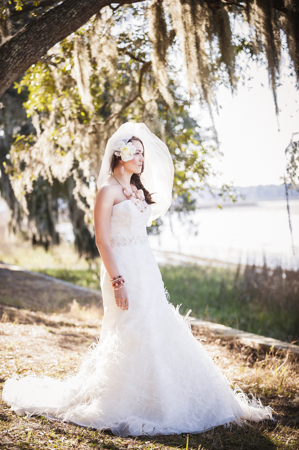 Colorful Savannah Wedding Inspiration