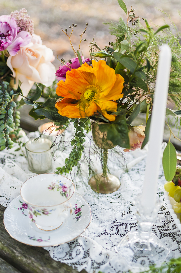 Colorful Lowcountry Wedding Inspiration