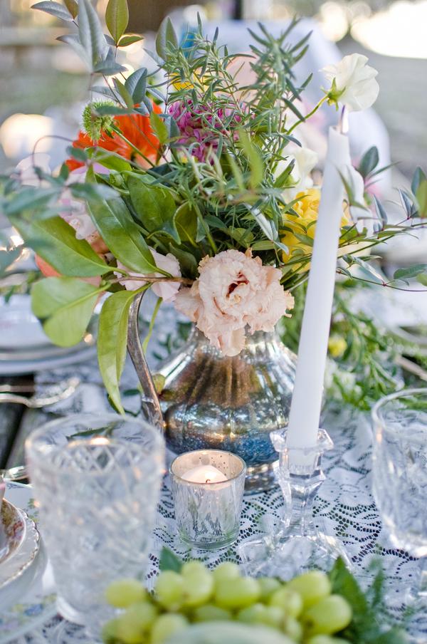 Colorful Skidaway Island Wedding