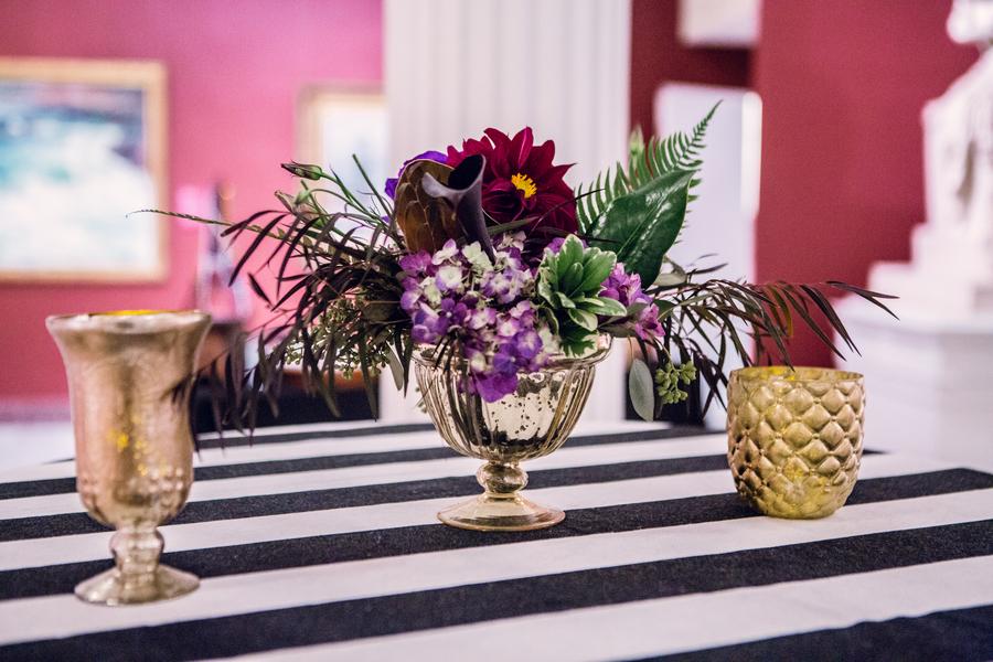 Stripe Wedding Decor