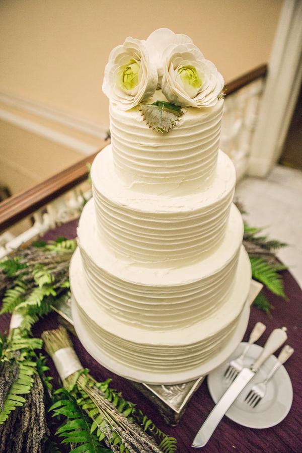 Savannah wedding cake