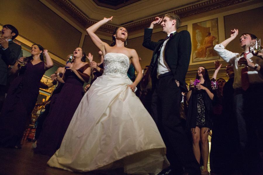 Sara Perez and Nick Nelson's Savannah wedding