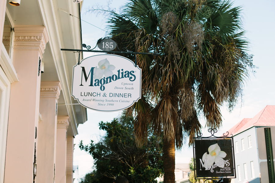 Charleston wedding at Magnolia's