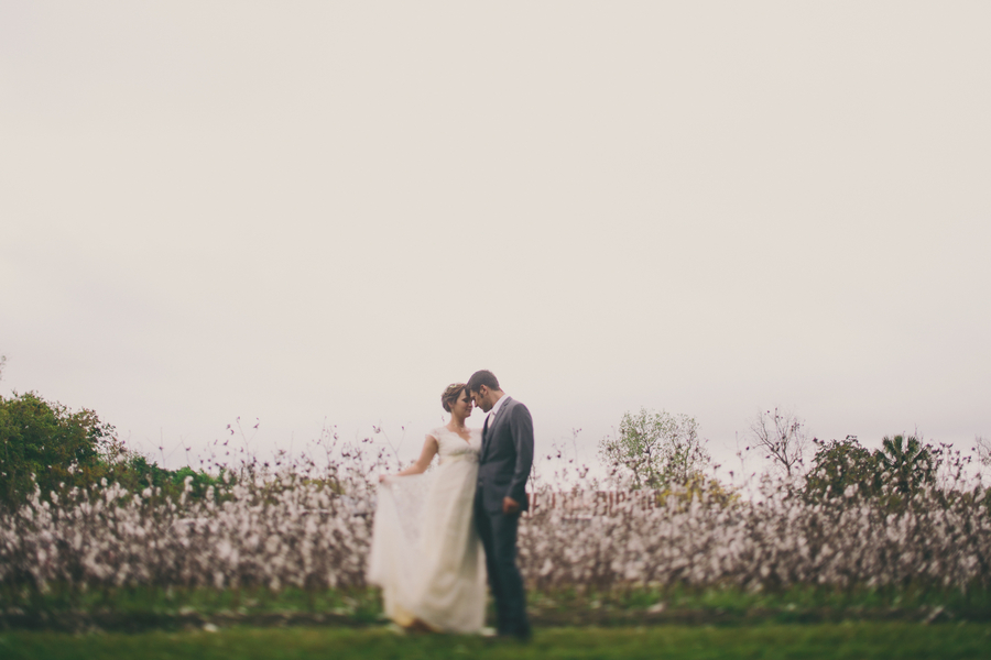 Megan Burwell and Blake Theviot's Charleston wedding