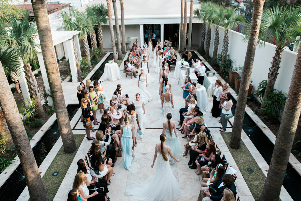 Charleston Bridal Fashion at Cannon by Virgil Bunao Photography