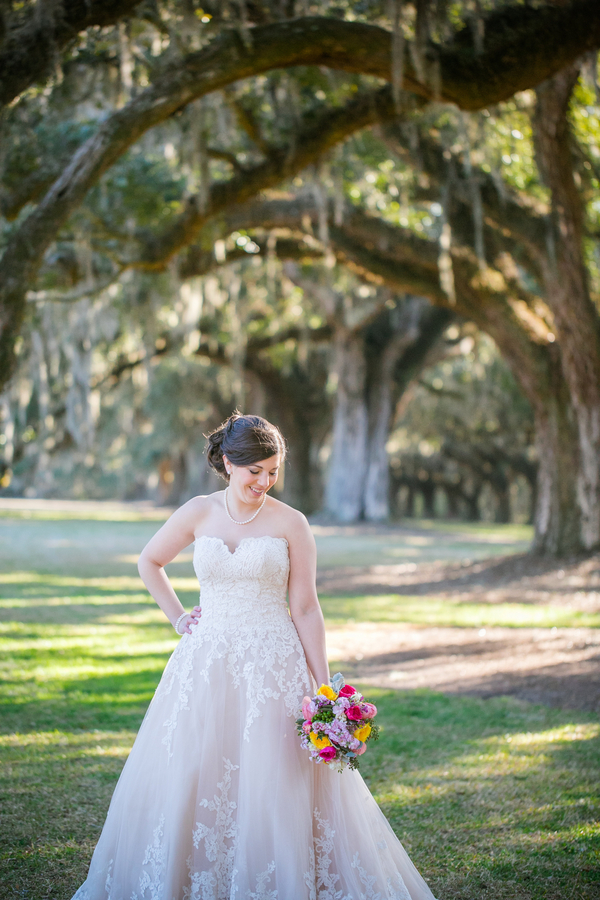 Katie Jones Bjorkman's Charleston Bridal Portraits