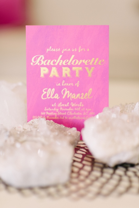 Bachelorette Party Invitaitons
