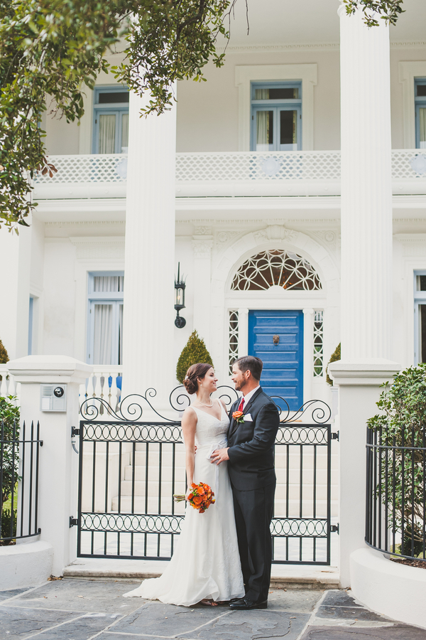 Caroline & Wilson's Charleston wedding