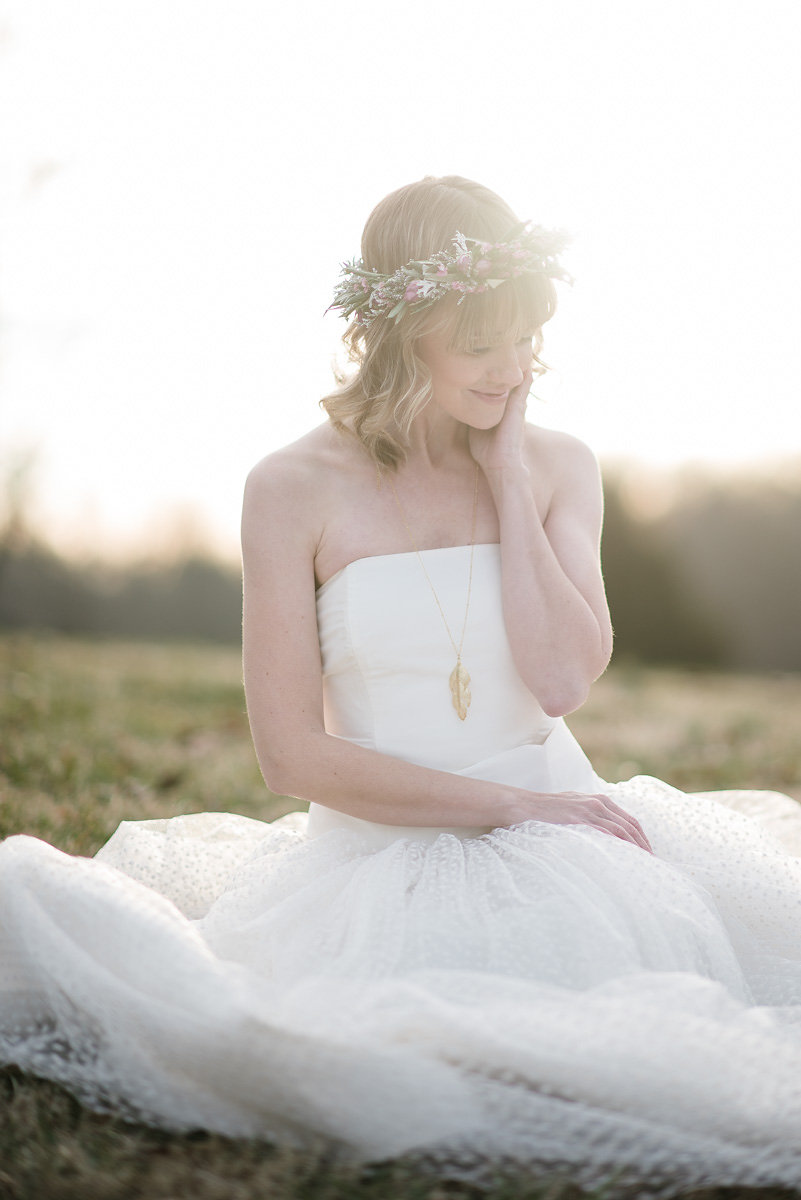 Rustic Southern Wedding Inspiration Shoot