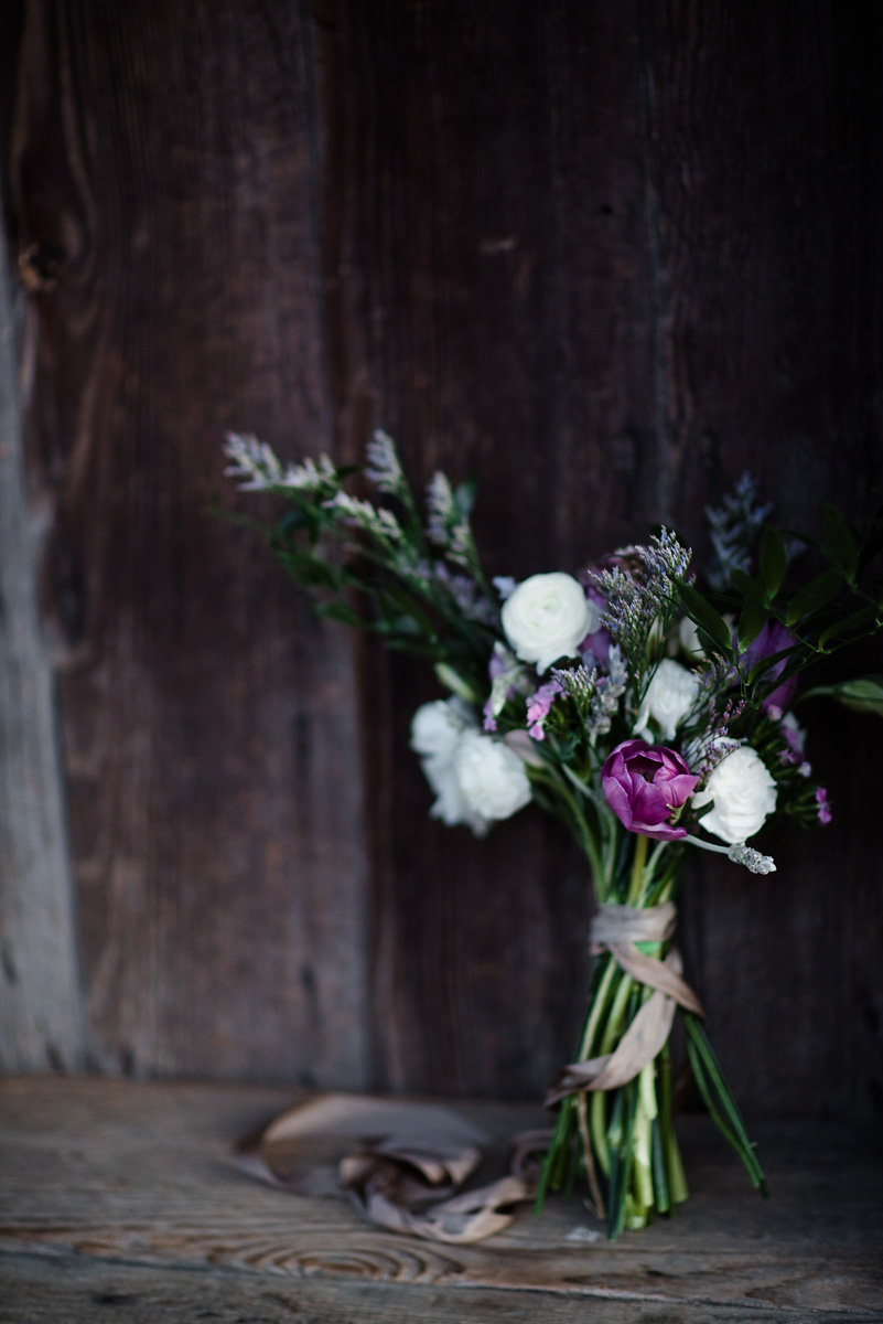 Rustic Southern bouquet