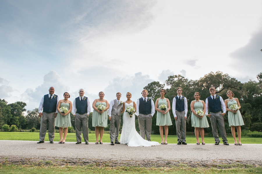 Kaitlyn & Wade Sugg's Charleston wedding at Magnolia Plantation and Gardens