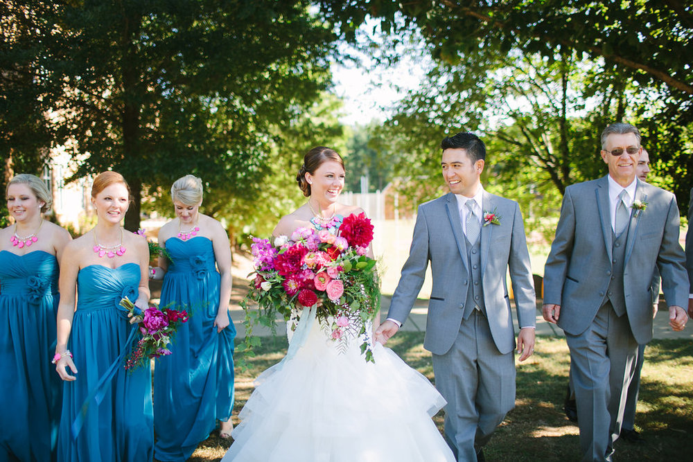 Image by Three Pennies Photography via Chancey Charm Weddings
