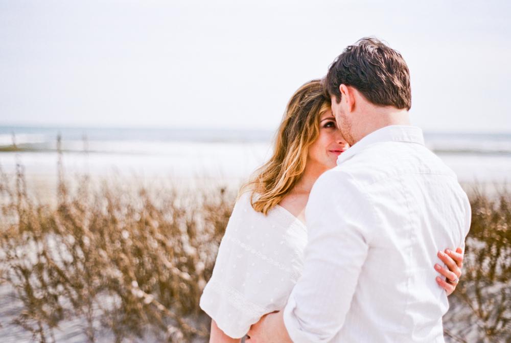 Hannah & John's Isle of Palms Engagement