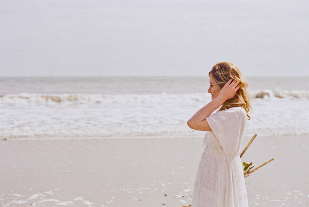 Engagement on Isle of Palms, SC by JJ Horton Photography