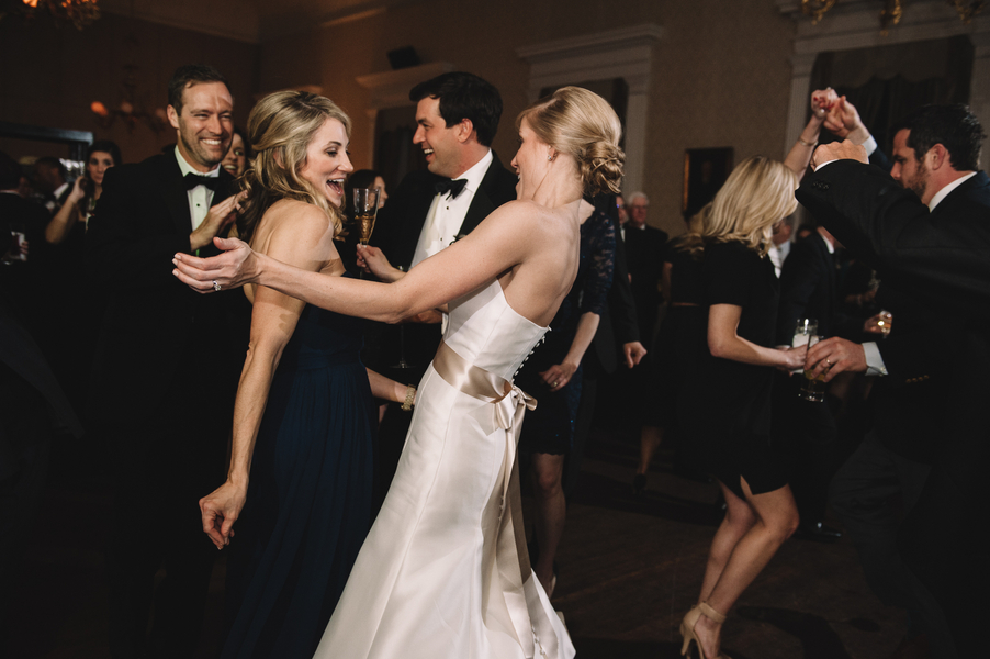 Whitney & Cabell's Hibernian Hall Wedding