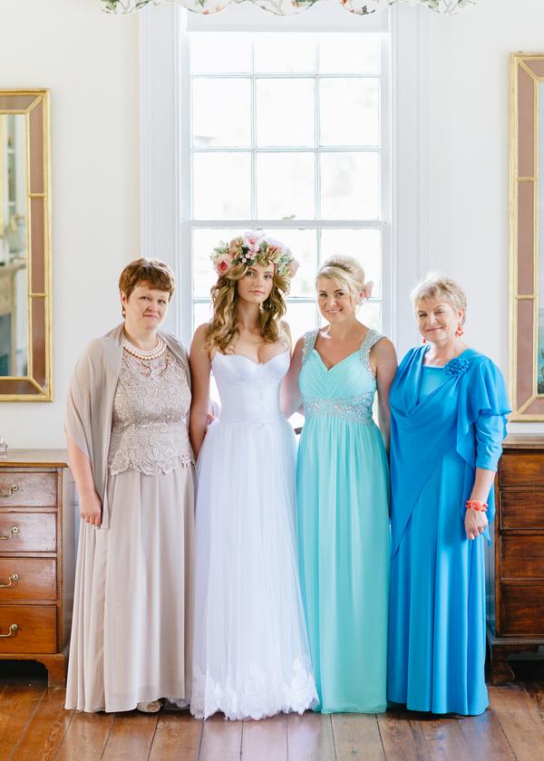 Pawleys Island Bridal Party