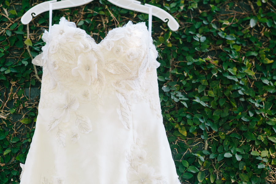 Charleston wedding dress