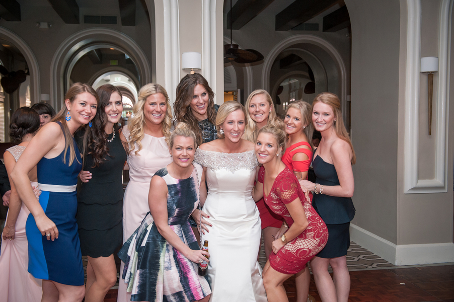 Charleston wedding at Mills House Hotel
