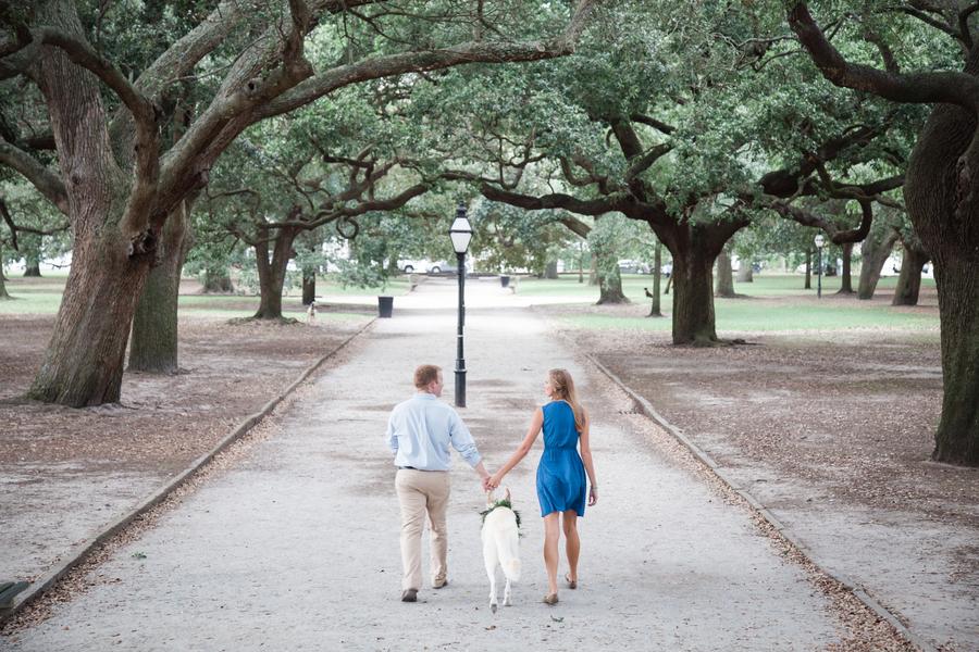 Amber & Jonathan's Charleston Engagment