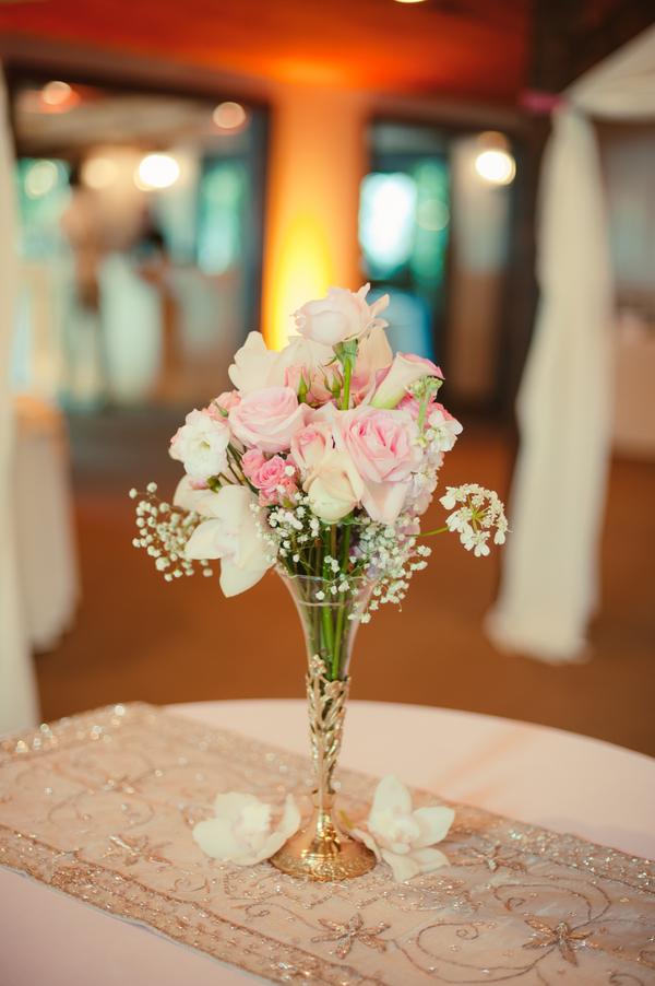 Pink Magnolia Plantation wedding