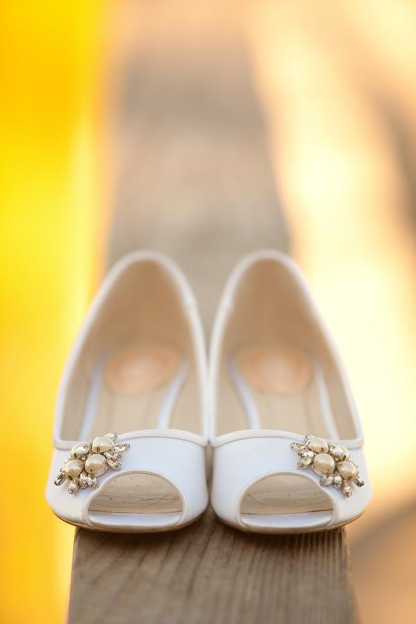 Charleston wedding shoes