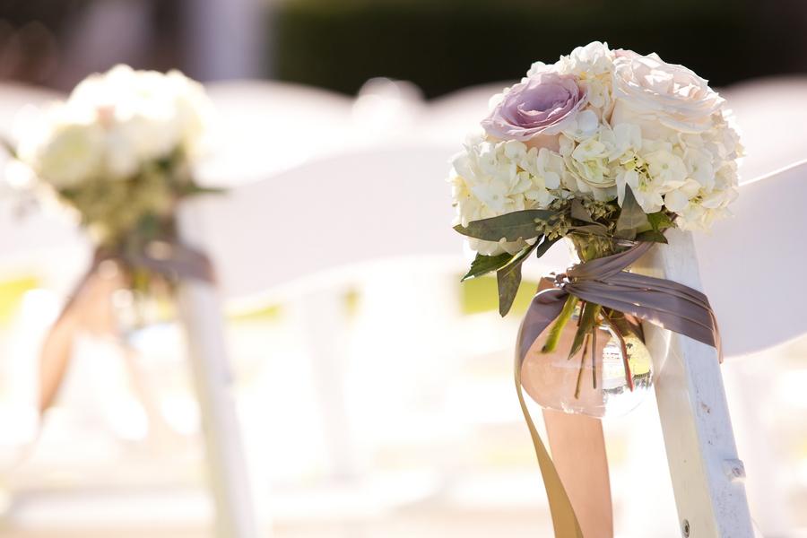 Lowndes Grove wedding ceremony