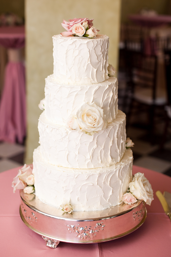 Charleston wedding cake