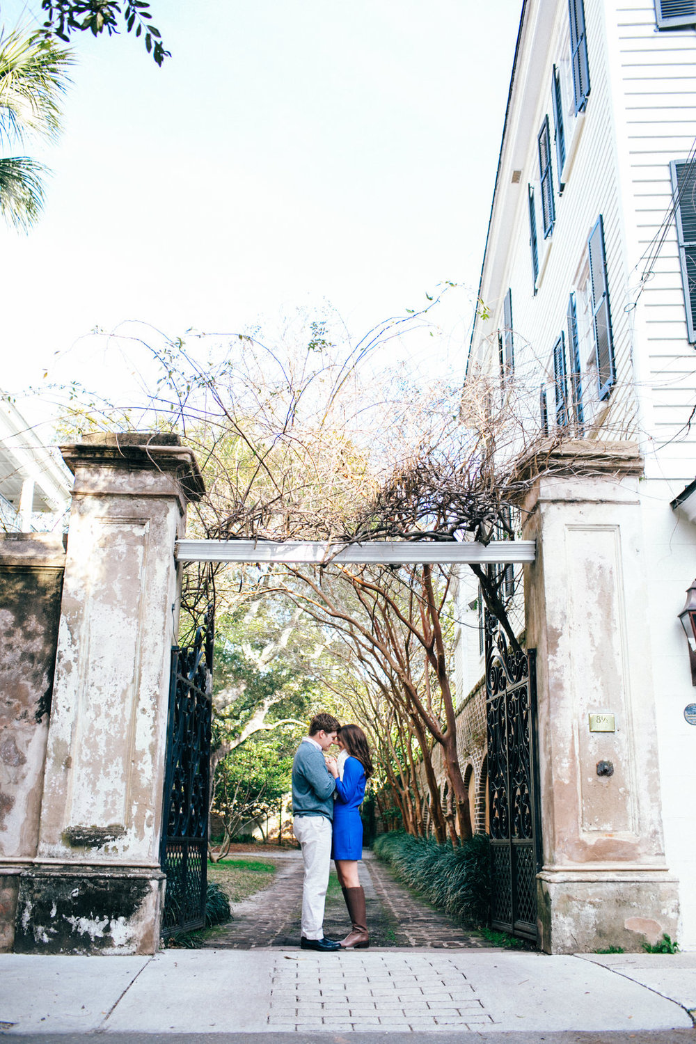 Historic Charleston, SC Engagement