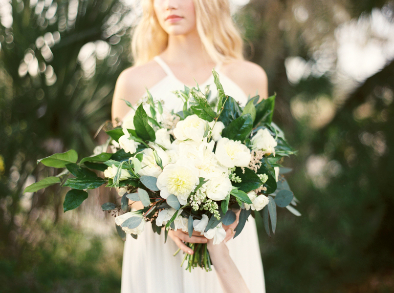 Charleston wedding bouquet