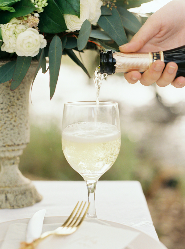 Specialty Drink at Charleston wedding