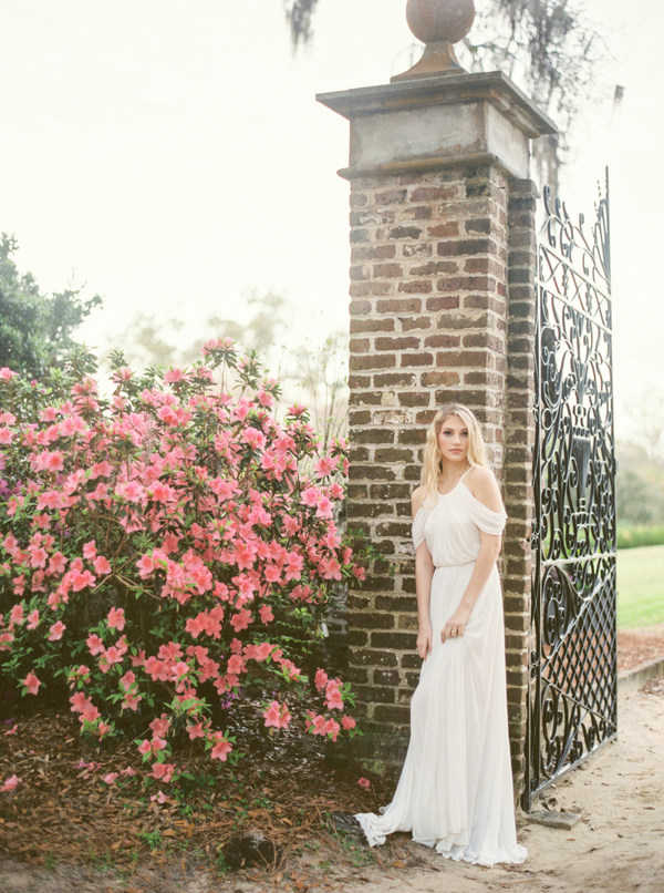 Boone Hall Plantaiton wedidng inspiration