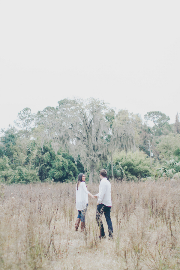 Georgia Wedding Engagement